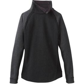Prana Brandie Sweater Dam charcoal heather